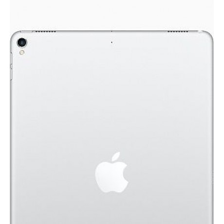 Apple iPad Pro 2017 with FaceTime - 10.5 Inch, 64GB, 4G LTE, Silver