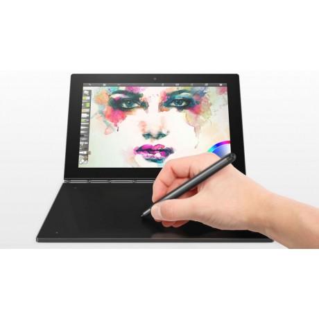 Lenova Yoga Book YB1-X91 Tablet - 10.1 Inch, 64 GB, WiFi, Black