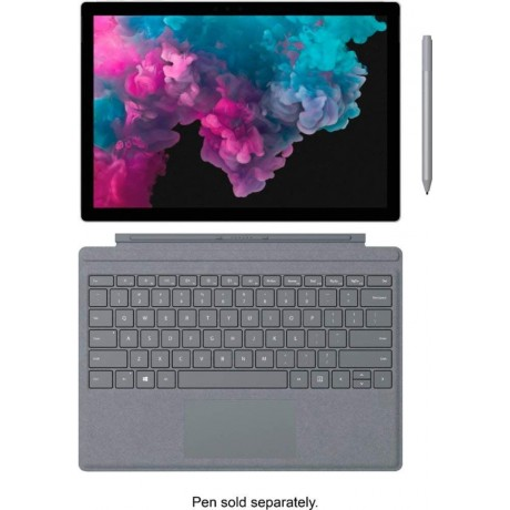 Microsoft Surface Pro 6 Tablet - Intel Core i5-8350U, 12.3-Inch, 256GB, 8GB, Windows 10 Pro, Platinum