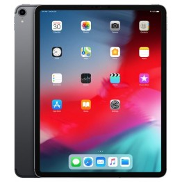 Apple iPad Pro MU162 Tablet with FaceTime- 11-Inch Liquid Retina, 256GB, Wi-Fi+Cellular, Space Grey