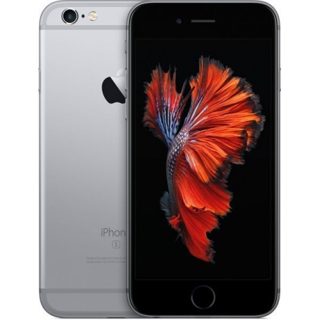 Apple iPhone 6S with FaceTime - 32GB, 4G LTE, Space Gray