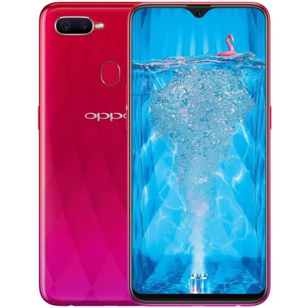 OPPO F9 64GB DUAL SIM 4G LTE RED