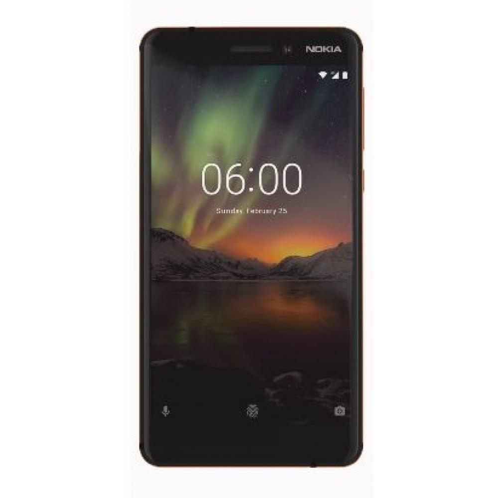 NOKIA 6 .1 Dual SIM, 32 GB, 3 GB RAM - Black