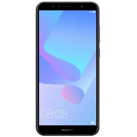 Huawei Y9 2018 Dual SIM - 32GB, 3GB RAM, 4G LTE, Blue