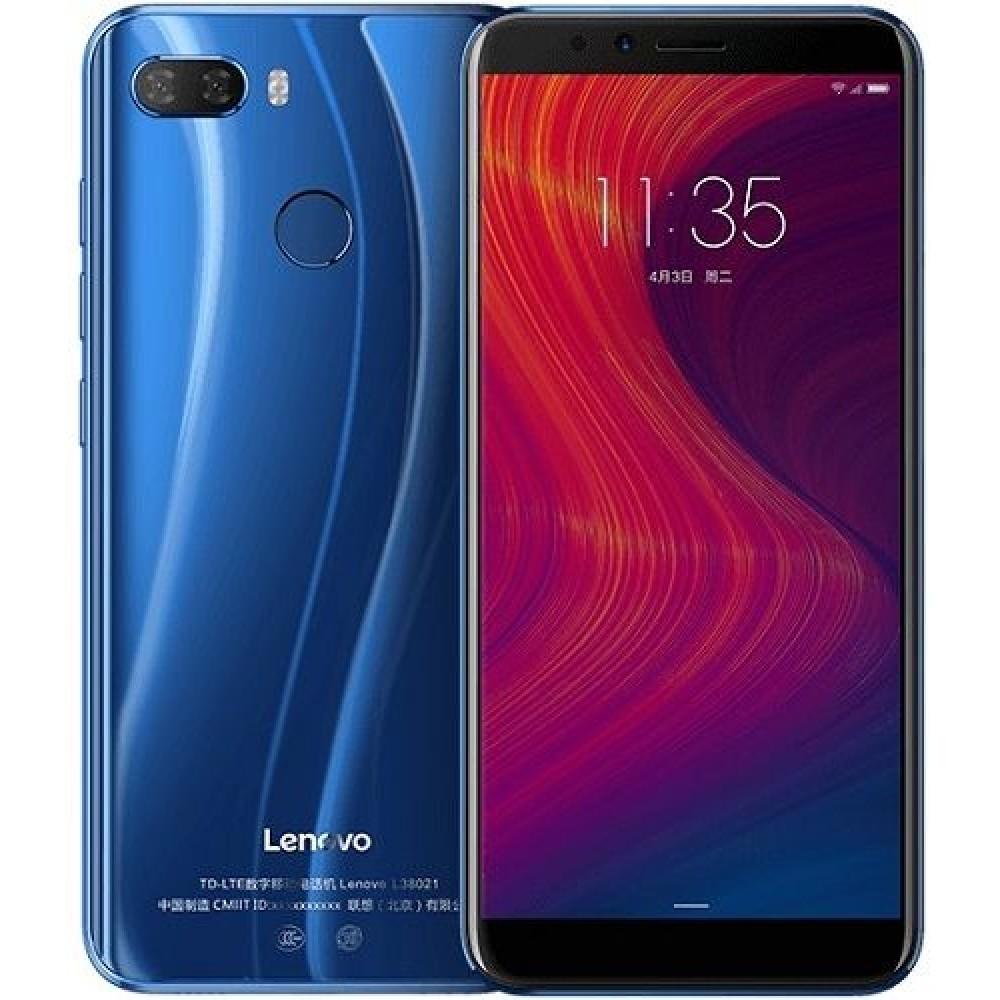 Lenovo K5 Play Dual SIM - 32GB, 3GB RAM, 4G LTE, Blue