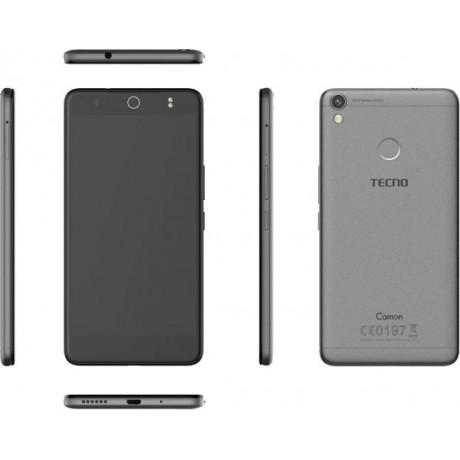 Tecno Camon CX Air Dual Sim - 16GB, 2GB RAM, 4G LTE,  Sky Grey