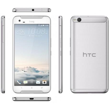 HTC One X9 Dual Sim - 32GB, 4G LTE, Opal Silver