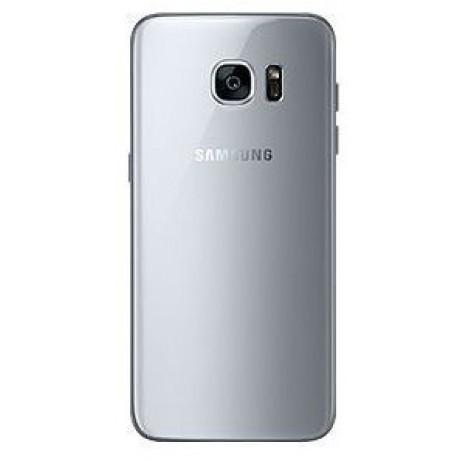 Samsung Galaxy S7 Edge Dual Sim - 32GB, 4GB RAM, 4G LTE, Silver