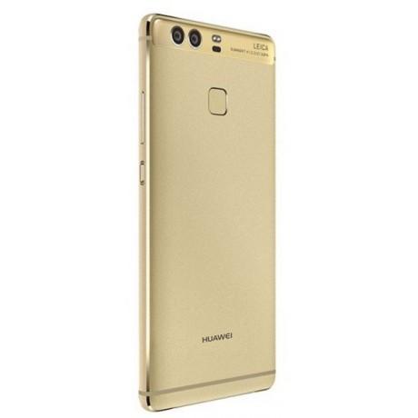 Huawei P9 Dual Sim - 32GB, 3GB RAM, 4G LTE, Prestige Gold