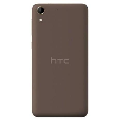 HTC Desire 728 Ultra Dual SIM - 32GB, 3GB RAM, 4G LTE, Cappuccino Brown