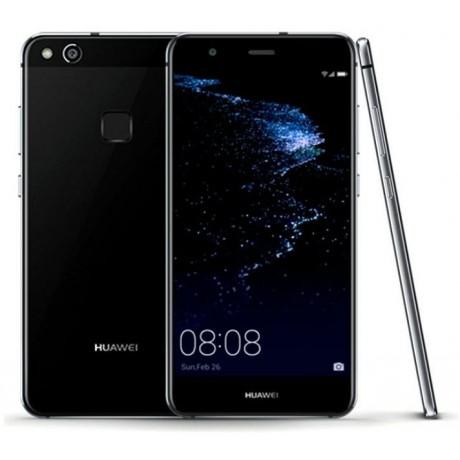 Huawei P10 Lite Dual Sim - 32GB, 4GB RAM, 4G LTE, Midnight Black