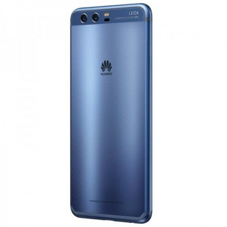 Huawei P10 VTR-L29 Dual Sim - 64GB, 4GB RAM, 4G LTE, Dazzling Blue