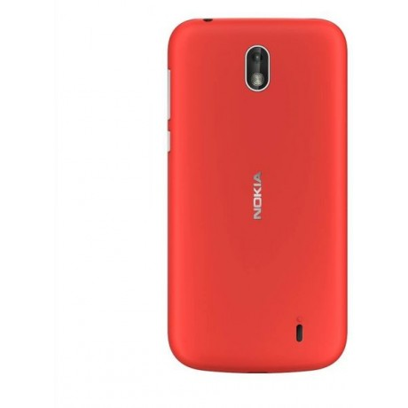 Nokia 1 TA-1056 Dual SIM - 8GB, 1GB RAM, 4G LTE, Warm Red