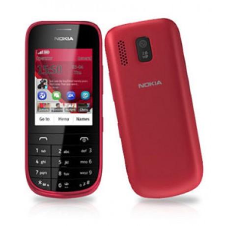 Nokia Asha 202 Red