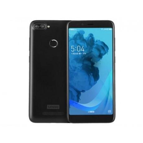 Lenovo K320T Dual SIM - 16GB, 2GB RAM, 4G LTE, Black