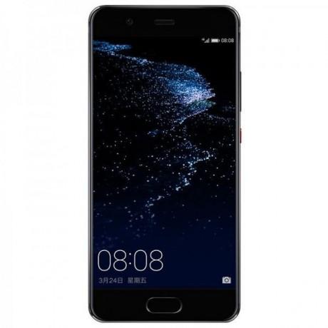 Huawei P10 VTR-L29 Dual Sim - 64GB, 4GB RAM, 4G LTE, Graphite Black