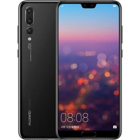 Huawei P20 Pro - 128GB, 6GB RAM, 4G LTE, Black
