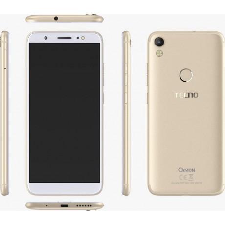 Tecno CM Dual Sim - 32 GB - Gold