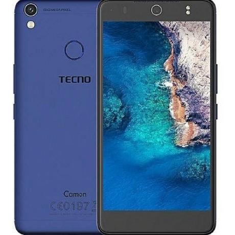 Tecno Camon CX Dual SIM - 16GB, 2GB RAM, 4G LTE, Blue
