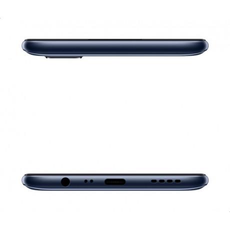 Realme 7 Dual SIM - 128GB, 8GB RAM, 4G LTE - Black