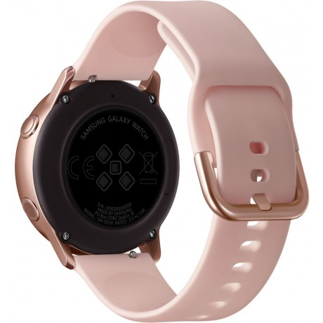 Samsung Galaxy watch Active, Rose Gold - SM-R500NZDAXSG