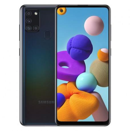 Samsung Galaxy A21s - 6.5-inch 64GB-4GB Dual SIM Mobile Phone - Black
