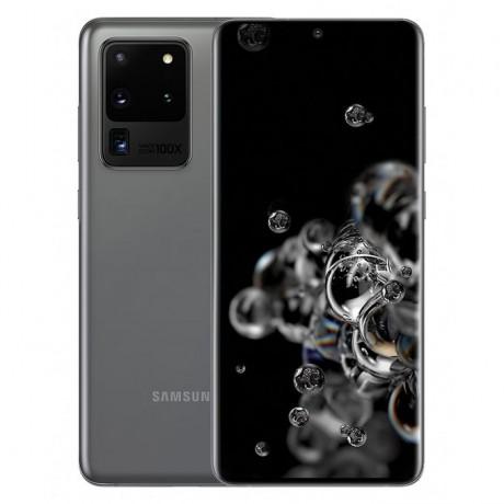 Samsung Galaxy S20 Ultra - 6.9-inch 128GB/12GB Dual SIM 4G Mobile Phone - Cosmic Grey