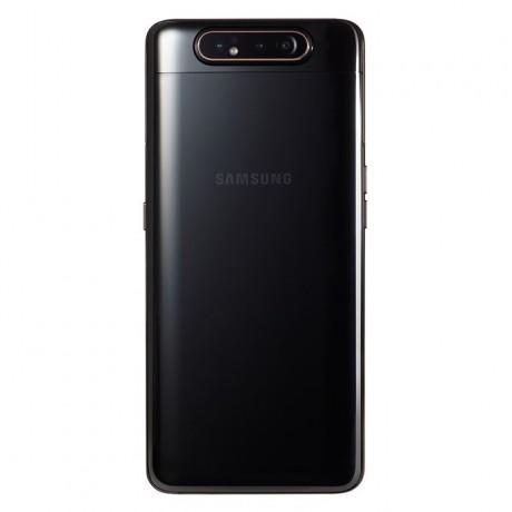 Samsung Galaxy A80 - 6.7-inch 128GB Dual SIM Mobile Phone - Phantom Black