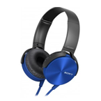 SONY MDR-XB450AP/L Headphones for smartphones - Blue