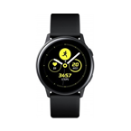 Samsung Galaxy watch Active, Black - SM-R500NZKAXSG